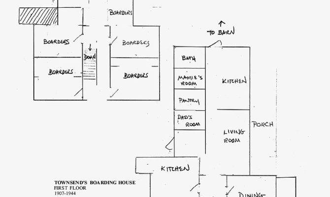 Rooming House Plans Design