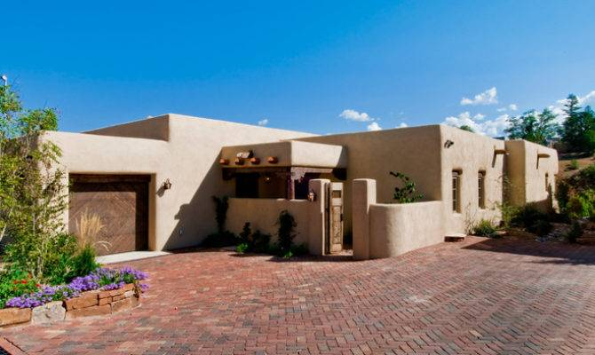Roots Style Pueblo Revival Architecture Welcomes Modern Life