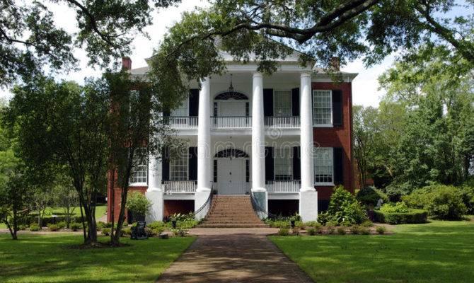 Rosalie Southern Mansion Natchez