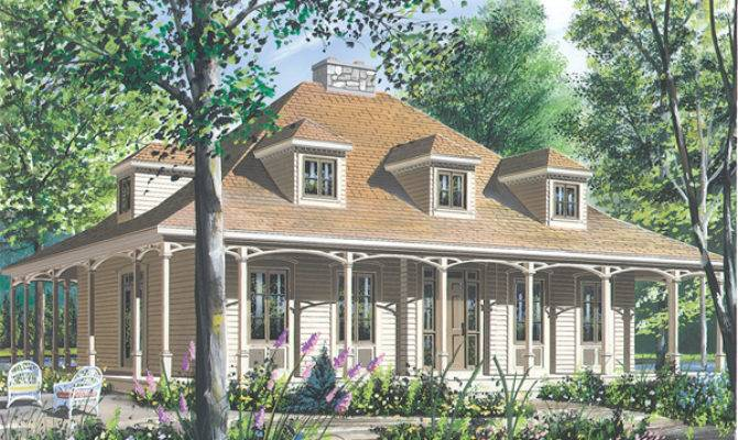 Roslyn Hill Colonial Home Plan House Plans