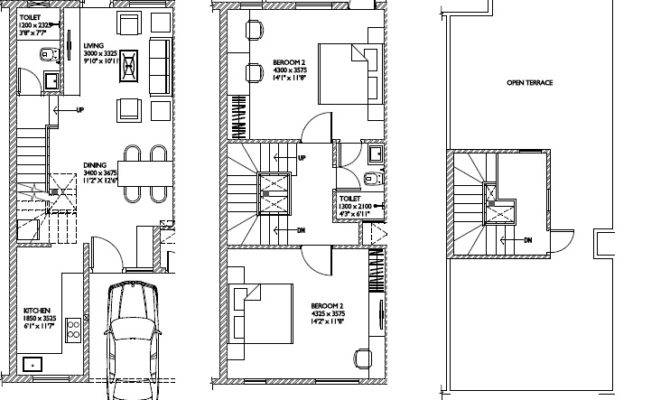 20 Row House Floor Plan Inspiration For Great Comfort Zone