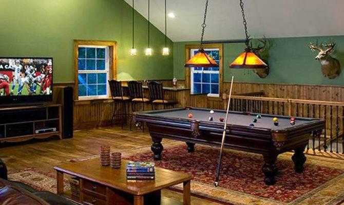 Royal Oak Game Room Addition Mainstreet Design Build