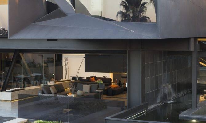 Rsi Duplex Architecture Modern Facade Contemporary House