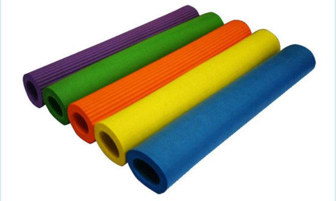 Rubber Insulation Pipe Air Conditioner Foam
