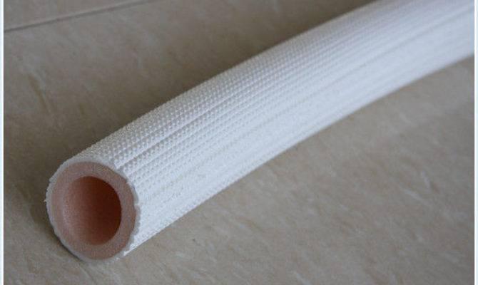 Rubber Insulation Pipe Foam Hose Pvc