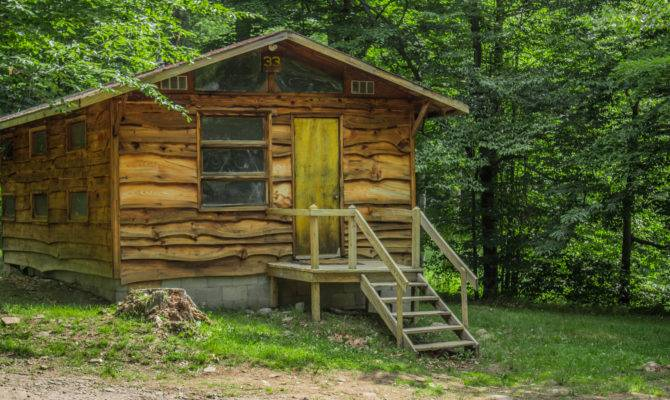 Rustic Cabins Frost Valley Ymca