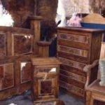 Rustic Country Western Bedroom Furniture Log Cabin Sets