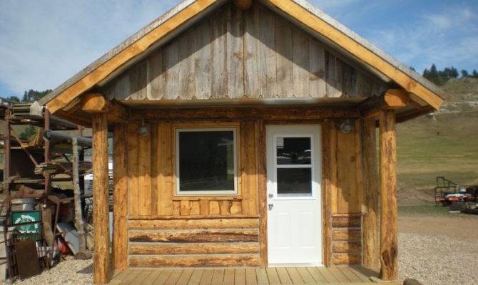 Rustic Mini Cabins Mountain Woodworks