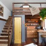 Rustic Modern Tiny House Portland