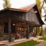 Rustic Ranch Style Homes Cape Atlantic Decor