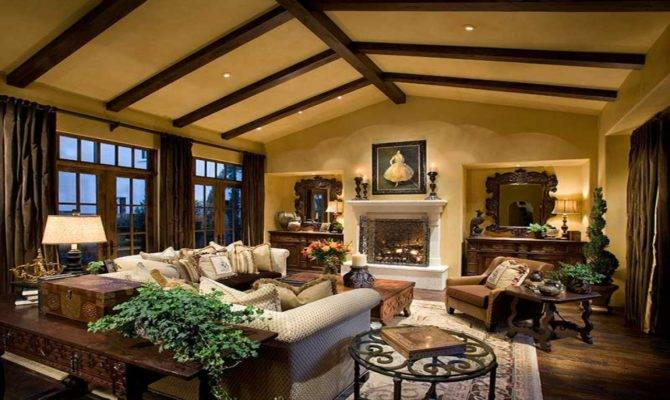 Rustic Style Homes Interior Design Luxury Home