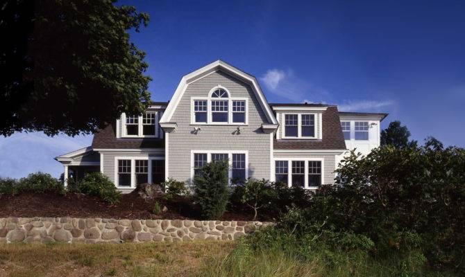 Rye Harbor Cape Cod Style House Plans Yankee Barn Homes