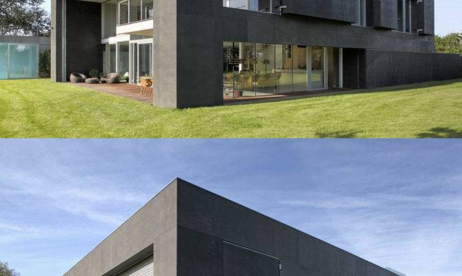 Safe House Amazing Home Closes Into Solid Concrete Cube