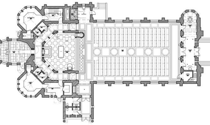 Saint Patrick Cathedral Mccrery Architects