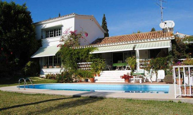 Sale Beautiful Andalusian Style House Situated Close Several