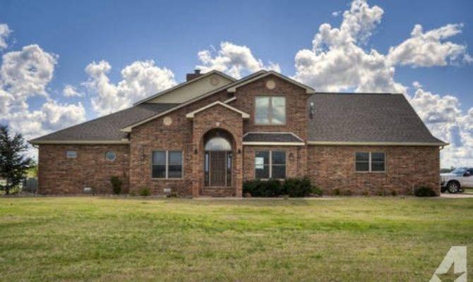 Sale Danika Drive Enid Oklahoma Nice Brick Home