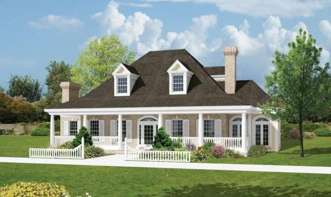 Salisbury Park Southern Home Plan House Plans