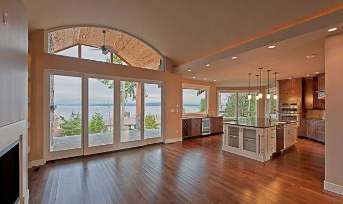 Saltair Custom Home Detached Carriage House
