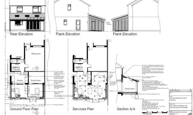 Sample Building Floor Plans