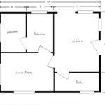 Sample Completed Floor Plan