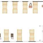 Sample Displays Distribution Center Layout Plan Plant