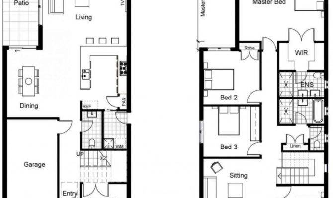 Sample Floor Plans Story Home Fresh House