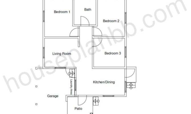 Sample House Plans Foundation Plan