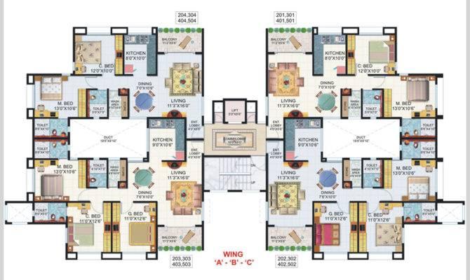 Samraat Dream Castle Gangapur Road Nashik Buy Sale Apartment