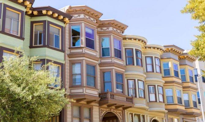 San Francisco Architecture Victorian Edwardian Post