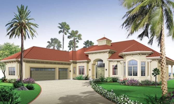 San Jacinto Florida Style Home Plan House
