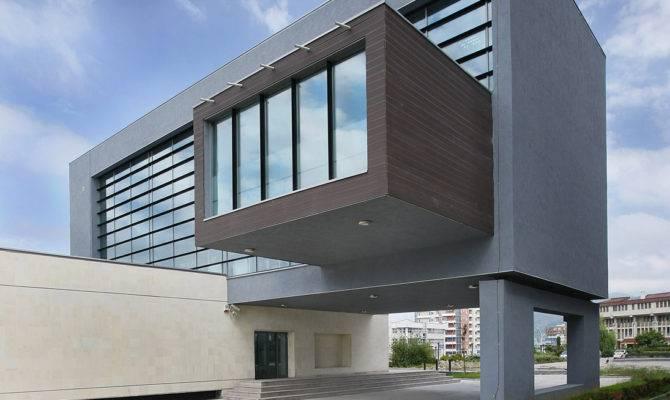 San Paolo Bank Parasite Studio Baltasarh Archdaily