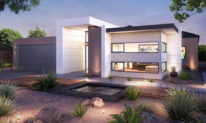 Sandcastle Palladium Homes New Modern Home Design