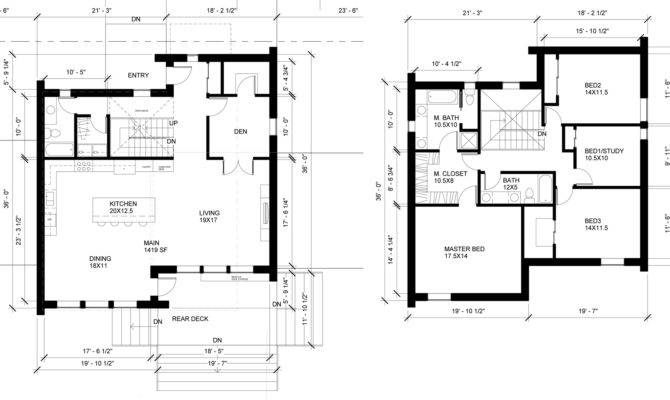 Sandrin Leung Architecture Modern Passive House Design