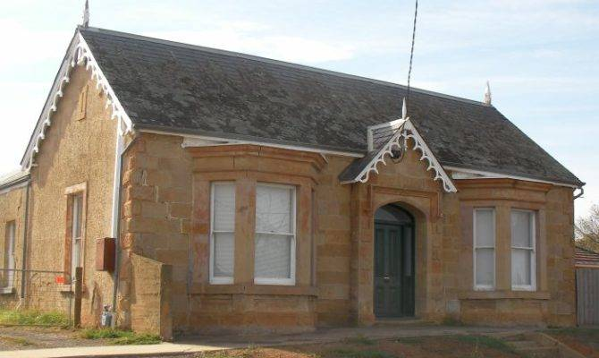 Sandstone House Great Old But Big Need Renovation