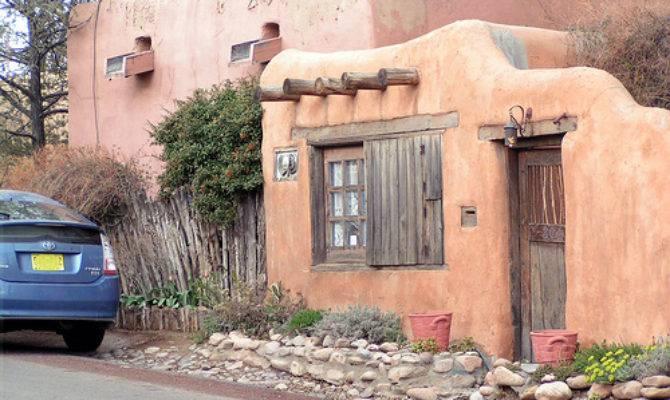Santa Pueblo Style House Flickr Sharing