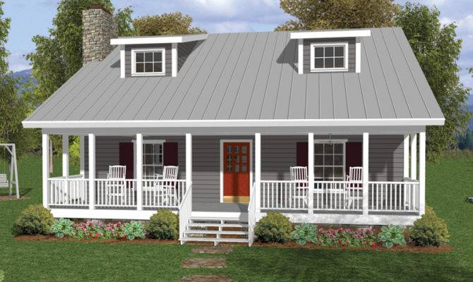 Sapelo Southern Bungalow Home Plan House Plans