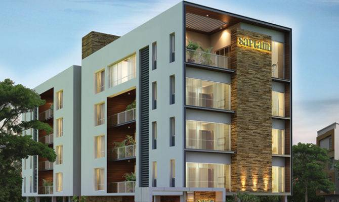 Saptami Luxury Apartments Exclusive Lifestyle
