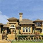 Sater Design Reina Home Plan Our Mediterranean