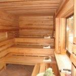 Sauna Design Plans Farian Restaurant Bar