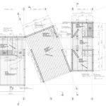 Sauna Ranco Small Structure Panorama Chile Floor Plan