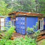 Savannah Project Artist Container Home