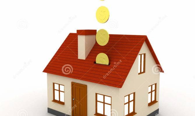 Saving House Illustration
