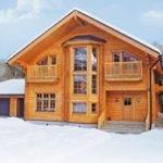 Scandinavia House Model Modern Wooden Finland