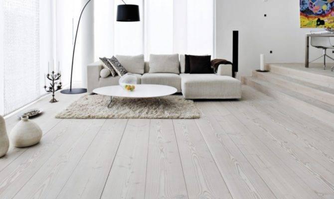 Scandinavian Interior Design Real Wood Floors