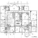 School Building Blueprints Interactive