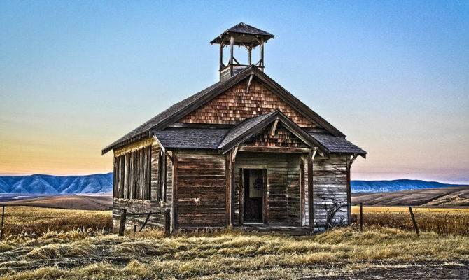 School House Prairie Steve Mckinzie