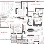 School Library Floor Plan Design Carrolllibrary Floorplan