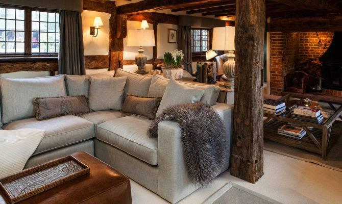 Scottish Cottage Interior Honey Pot