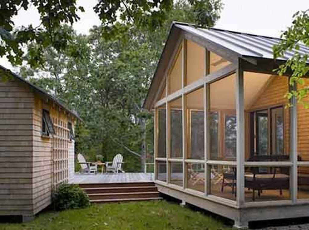 Screen House Plans Porch Designs Easy Home Blueprints