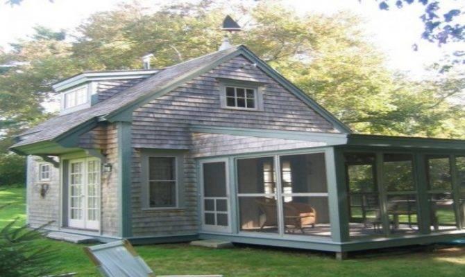 Screened Porch Floor Plans